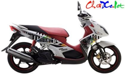 Yamaha Nouvo LX 135cc